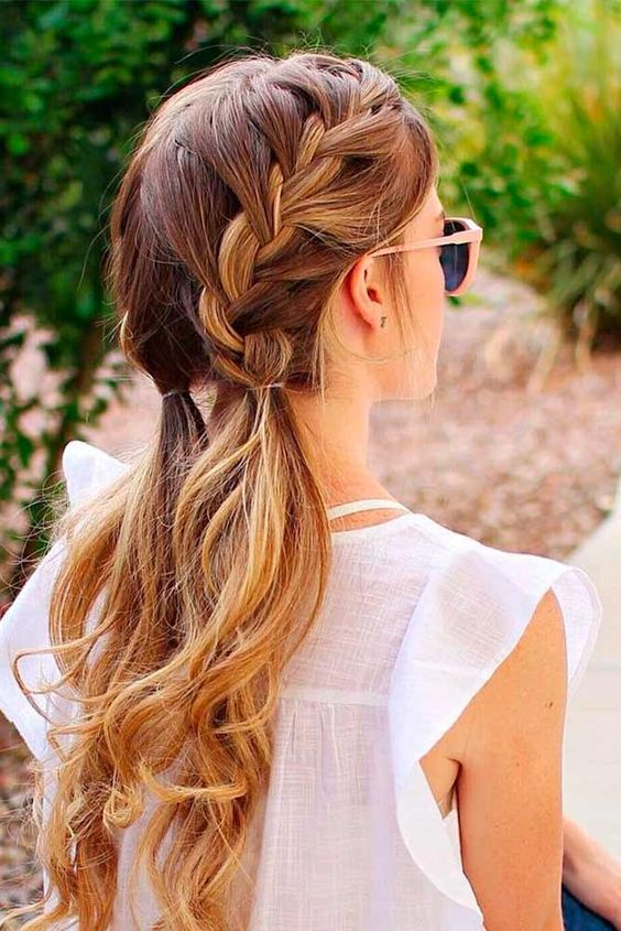 Pinterest hairstyles for long hair
