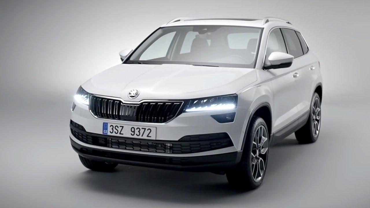 Skoda Karoq 2018, цена, комплектация, новый кузов, характеристики, старт продаж в России