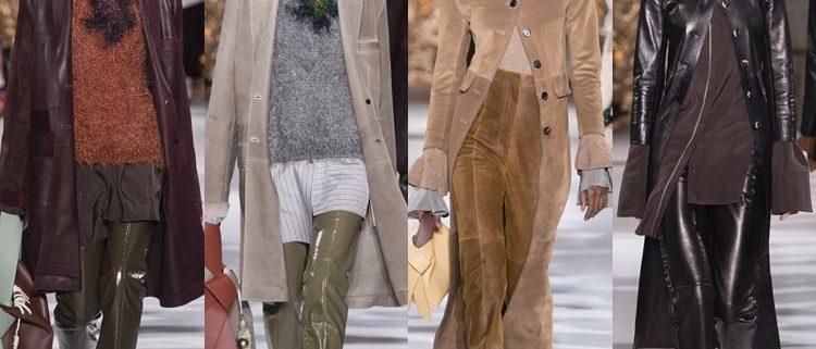 модные плащи осень-зима 2017-2018