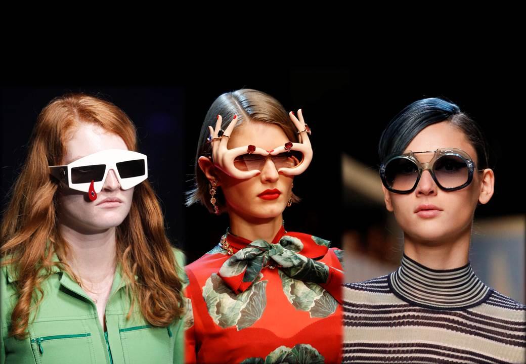Какие же требования к солнцезащитным очкам предъявляет высокая мода в 2018  году  Ответ на этот вопрос мы постарались раскрыть в сегодняшнем материале  с ... 552c89ac4ab