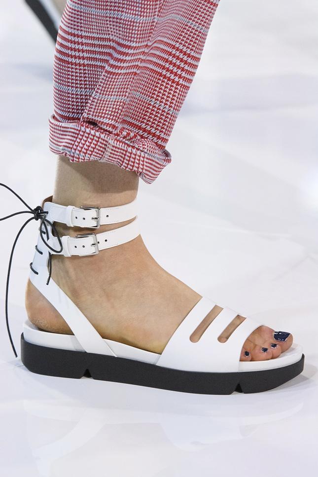 Тренды модной женской обуви весна-лето 2018 года 2ddad841490