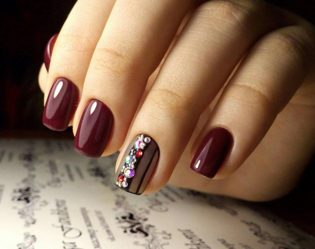 фото шеллак ногти дизайн