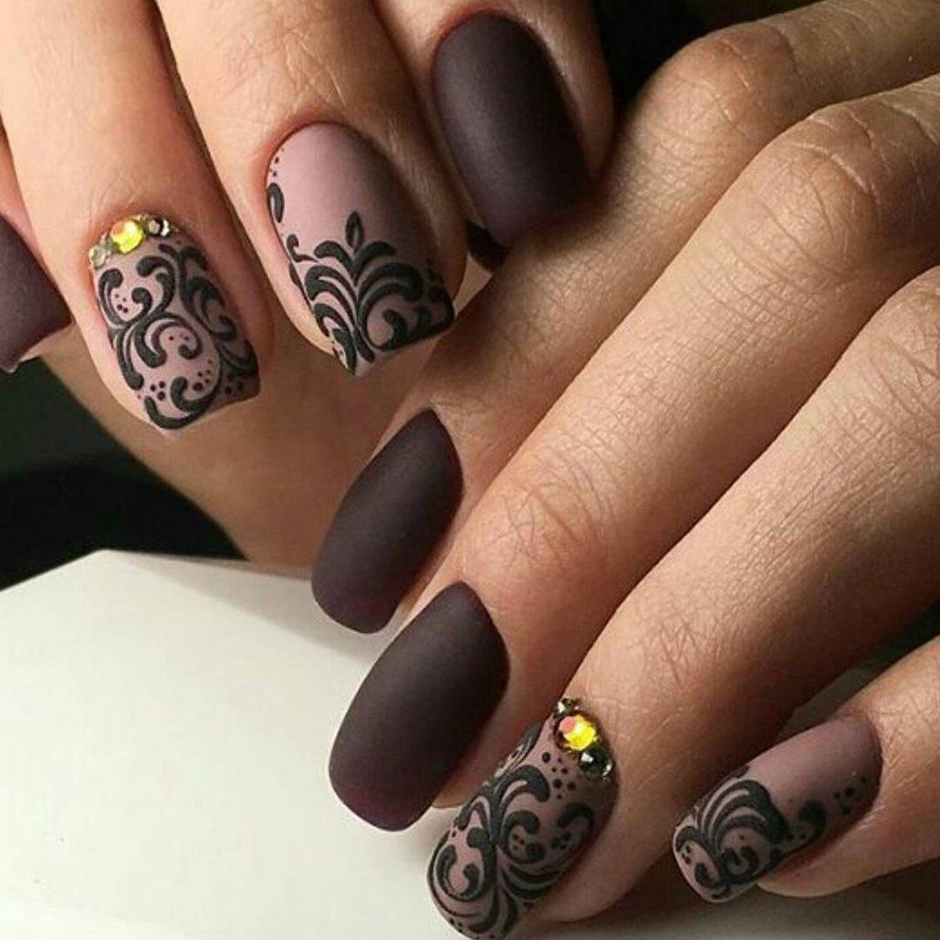 24 модных новинок: Шеллак 24 - лучшие идеи дизайна ногтей ...