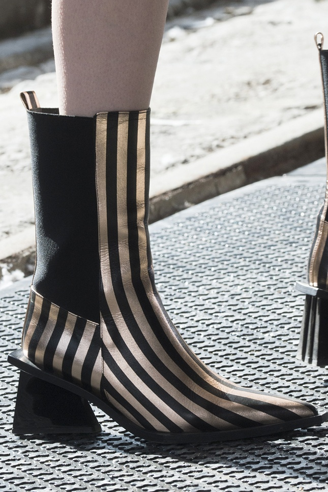 Модная женская обувь весна-лето 2018