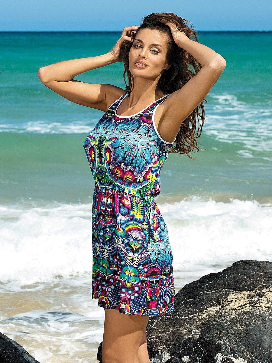 летние платья для отдыха на море фото новогодние