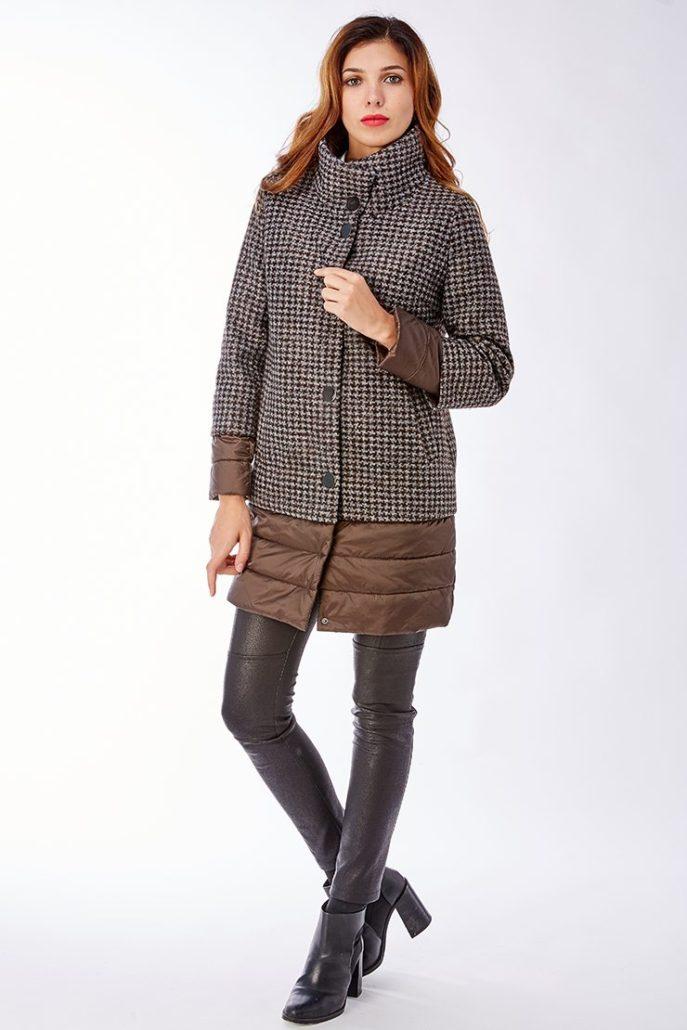 4c345afad4b Дизайнеры же предлагают нам широкий выбор фасонов и расцветок. Какое пальто  будет модным в 2018  Рассмотрим основные тенденции.