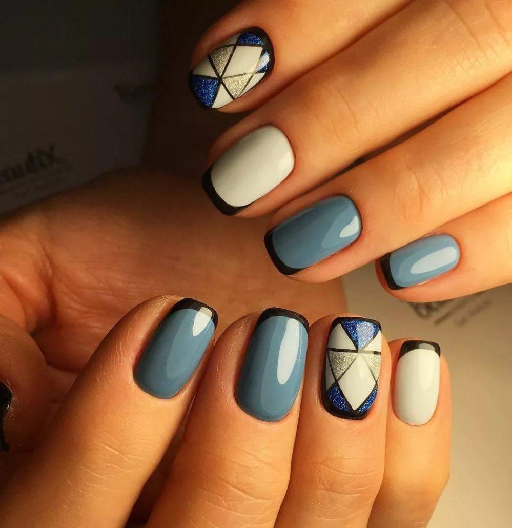 """25 модных новинок: Маникюр и дизайн ногтей """"Весна 25"""" на фото"""