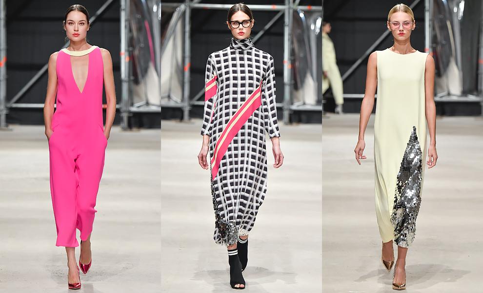 Модные шарфы года: фото моды на осень-зиму 39