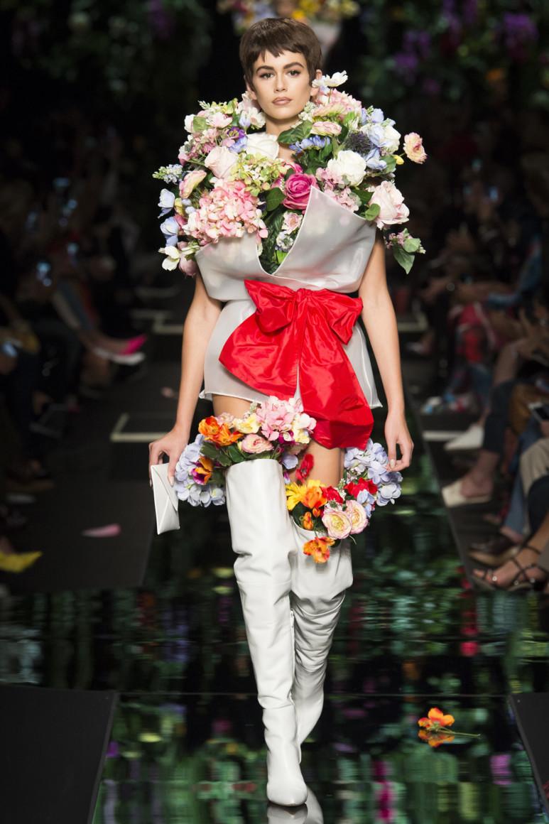 Платье для моды своими руками