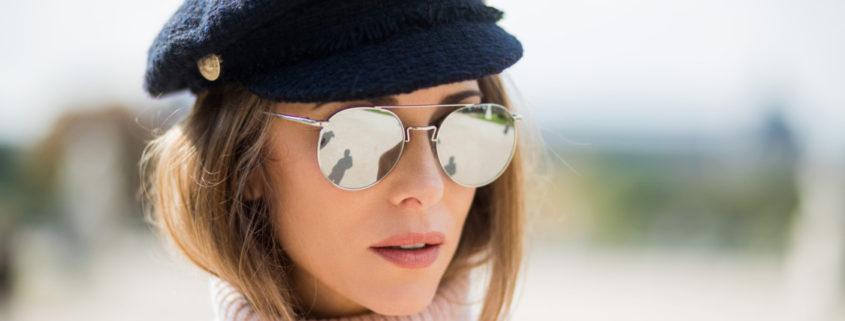 7e81aa11144d 100 модных новинок  Женские солнцезащитные очки 2018 - тренды