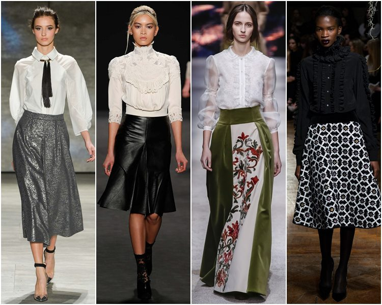 6c2fa3d1fae 100 модных новинок  Стильные блузки 2018  тренды и тенденции фото