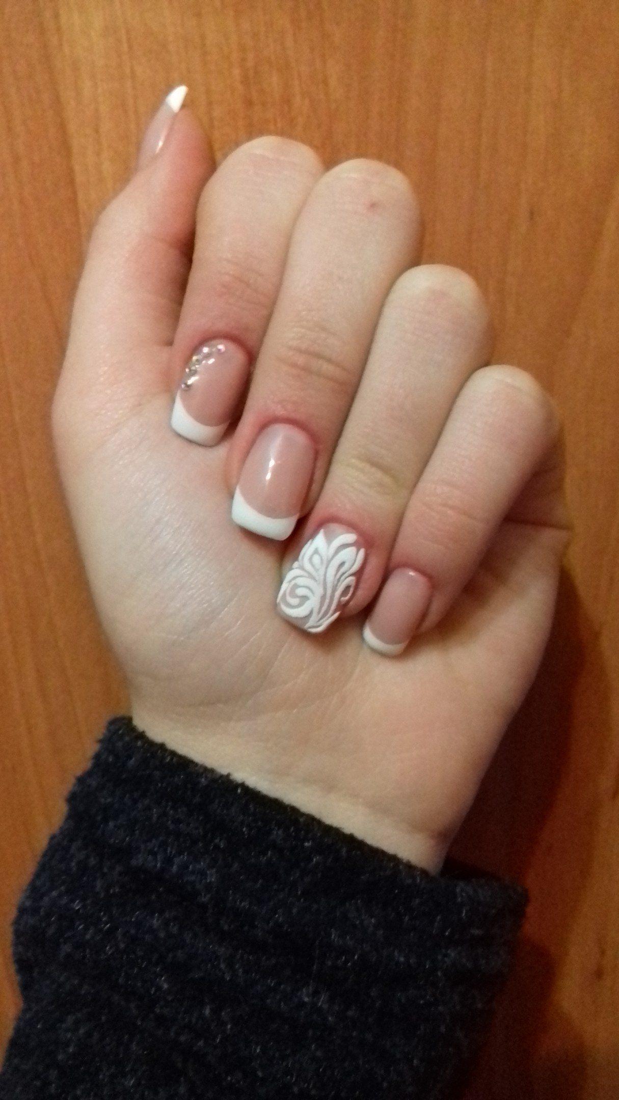100 модных новинок вязаные ногти и маникюр 2018 тенденции сезона