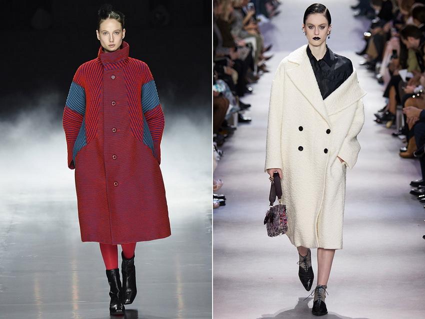 1642ddd14a8 100 модных новинок  Женское пальто Весна 2018 - тренды на фото