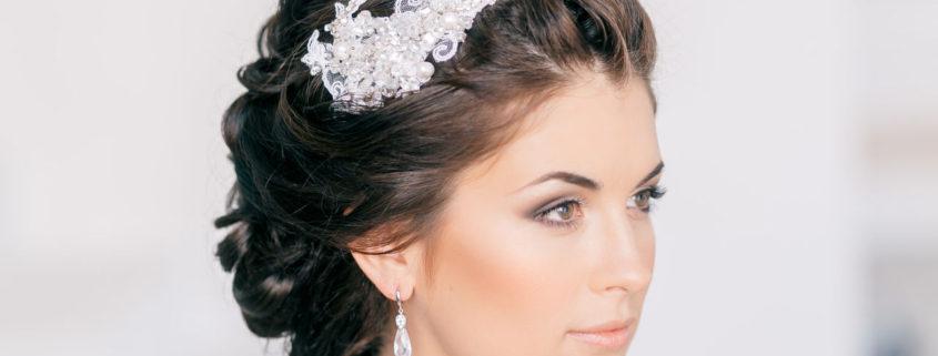 Свадебный макияж: смоки-айс в фиолетовых тонах 84