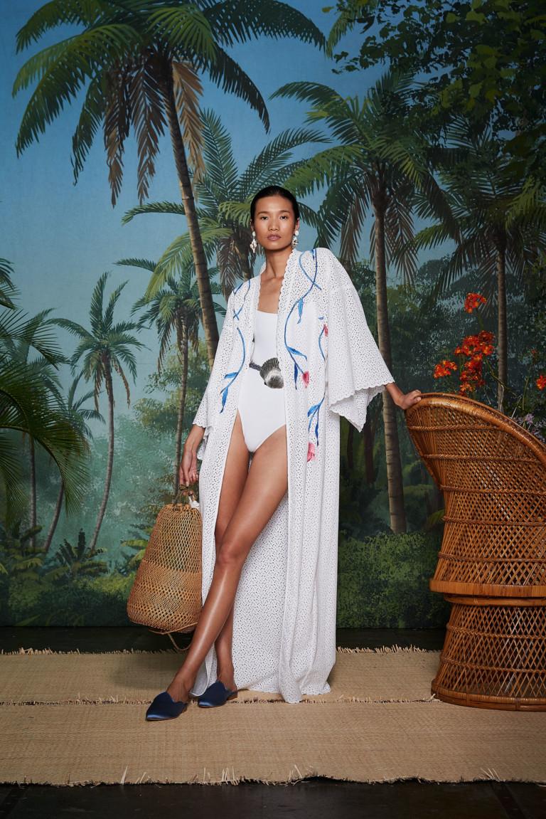 Пляжная мода 2018 тенденции
