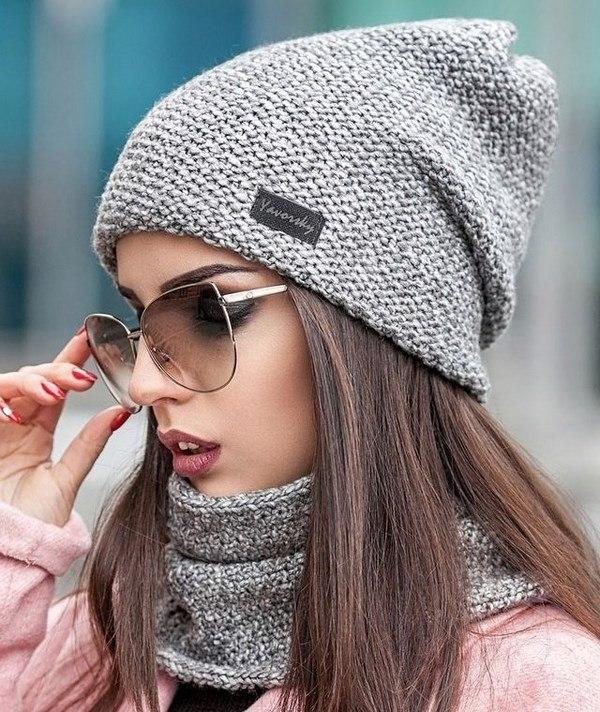 100 модных новинок женские шапки осень зима 2018 2019 фото