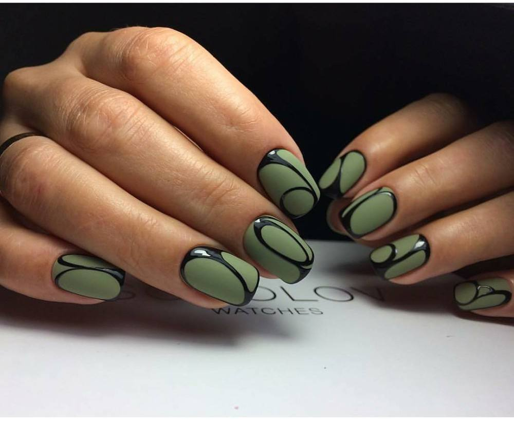 смотреть фото ногтей с рисунком