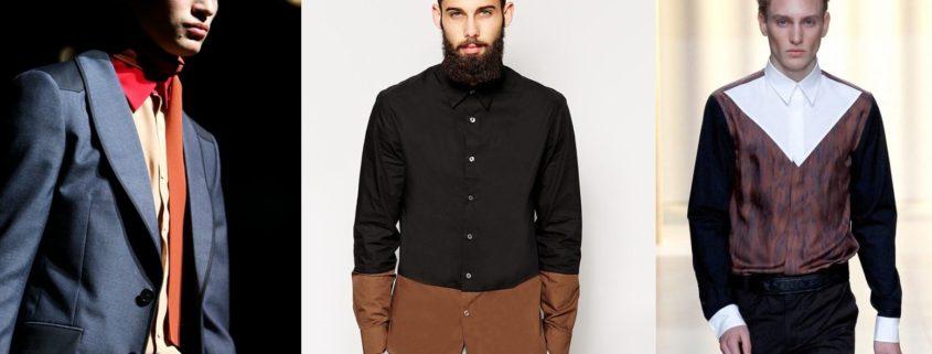 c660b6dce45c5f4 100 модных новинок: Мужская рубашка 2018 - тенденции и тренды