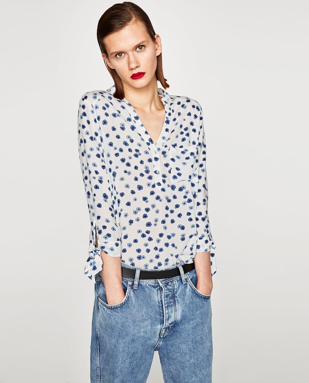 d66f38f40a01 100 модных новинок: Стильные женские рубашки 2018 на фото