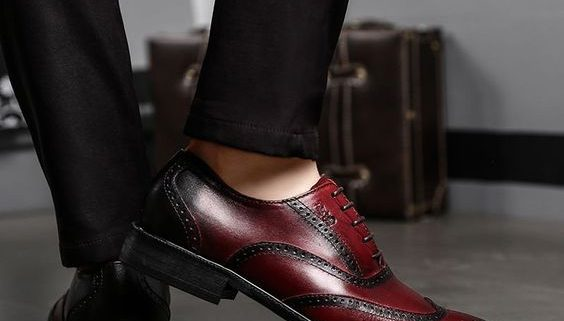 dd31248166de Модные мужские туфли 2018: новинки, тенденции и тренды на фото