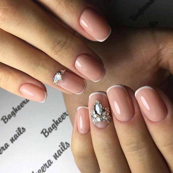 Как сделать ногти мягкими » Народные методы лечения 29