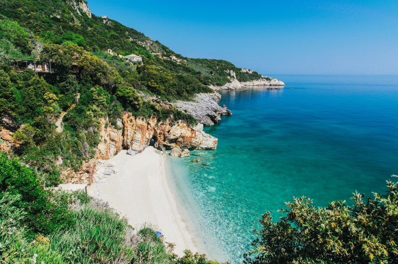 an analysis of the pelion region in greece Quick analysis of the first route: portaria-agios lavrentios participants will have the opportunity in their free time to walk around and to get to know two of the most beautiful villages of pelion , portaria and makrinitsa.