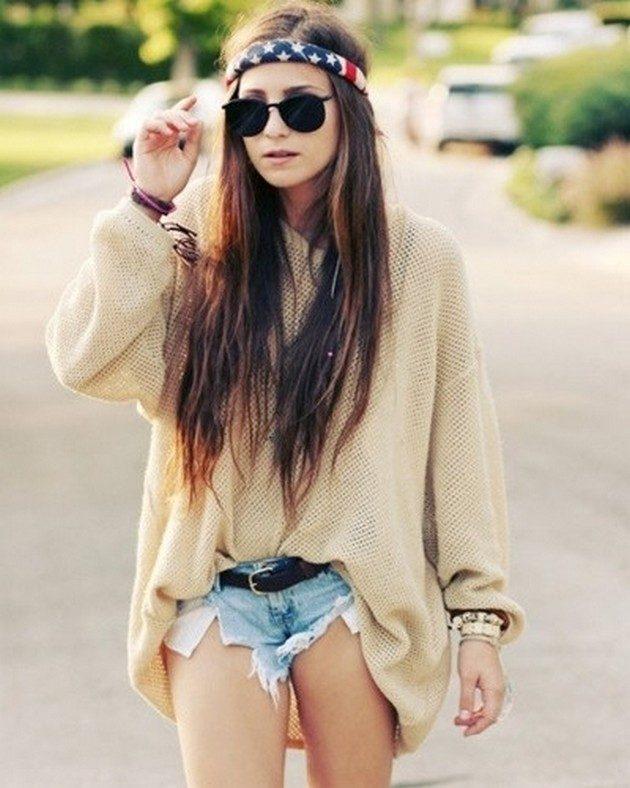 Фото девушек в одежде с дырками — img 6