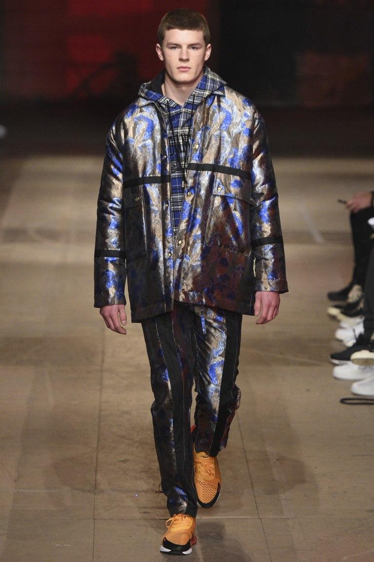 Модные показы мужских коллекций в сезоне зима – 2018 можно охарактеризовать  как утилитарные 345adfb79beec