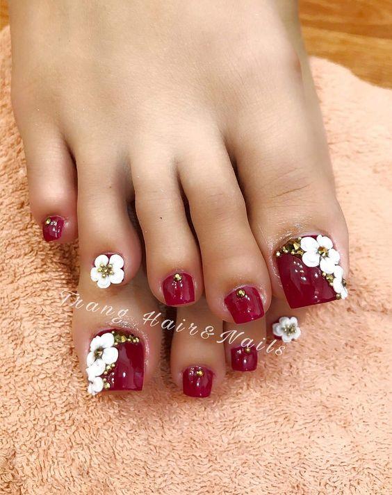 Фото ногти у девчонок