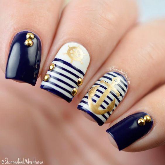 дизайн ногтей молодежный фото