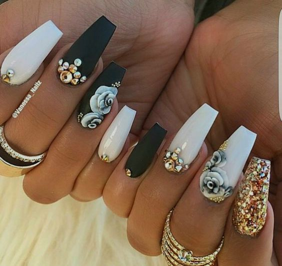 Дизайн ногтей фото. Дизайн ногтей