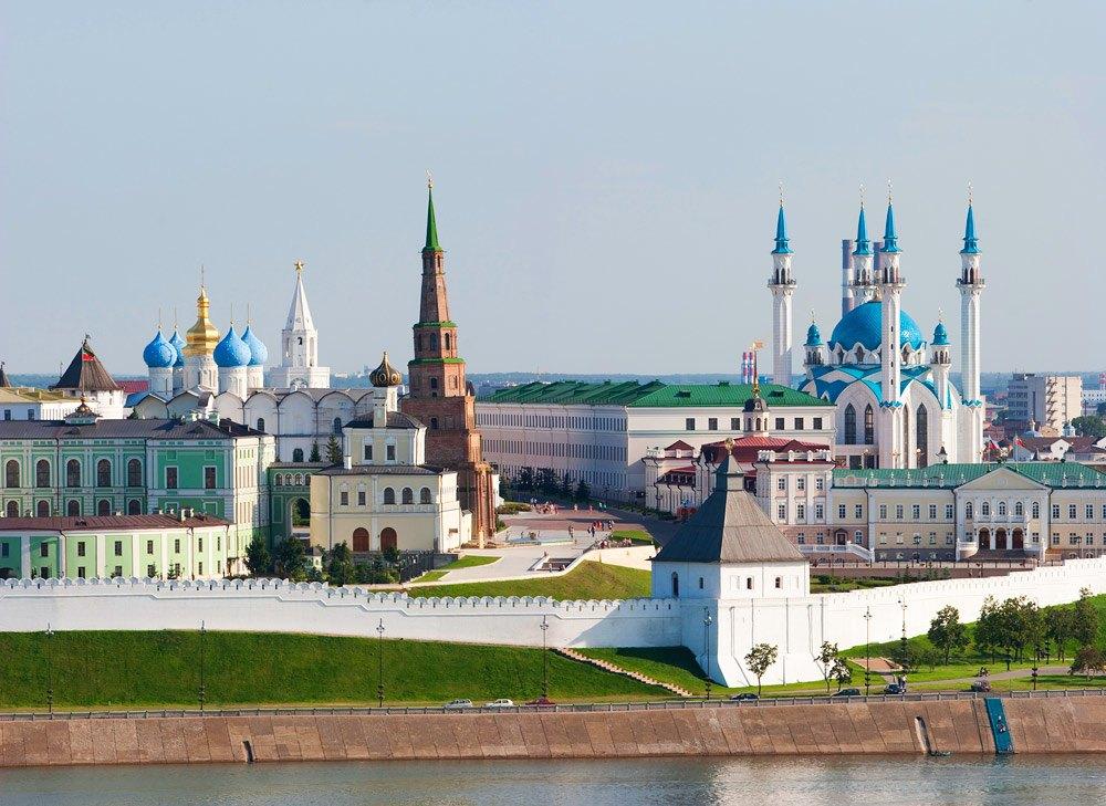 Автобусный тур выходного дня: знакомство с Казанью - супер-цена!