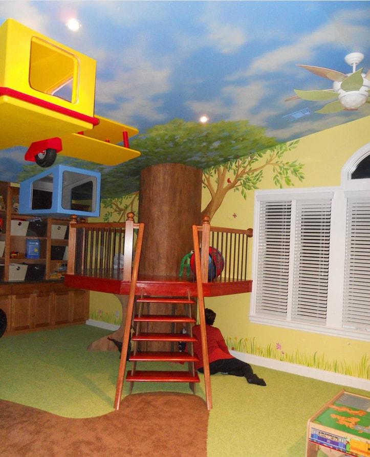 Изображение - Детская игровая комната 16-5