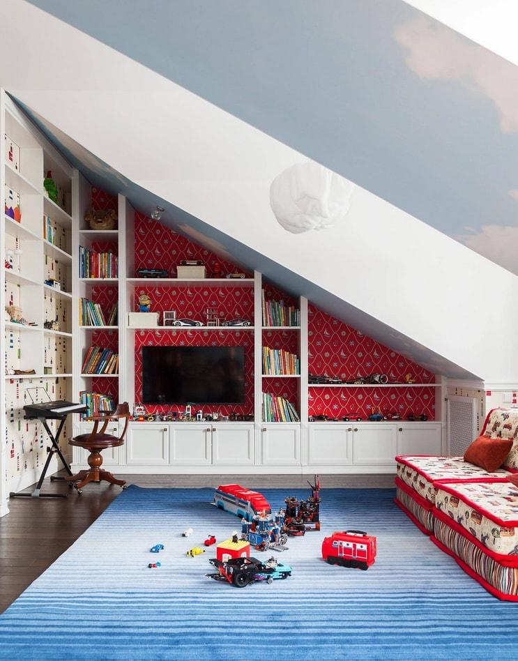 Изображение - Детская игровая комната 2-6