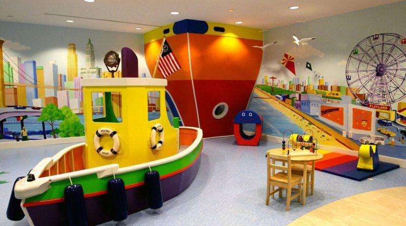 Изображение - Детская игровая комната 53