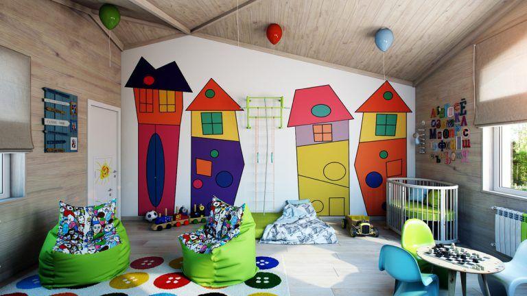 Изображение - Детская игровая комната 54-4