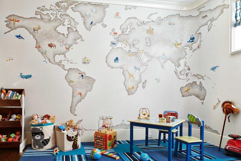 Изображение - Детская игровая комната 58-4