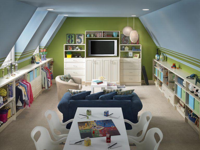 Изображение - Детская игровая комната 65-4