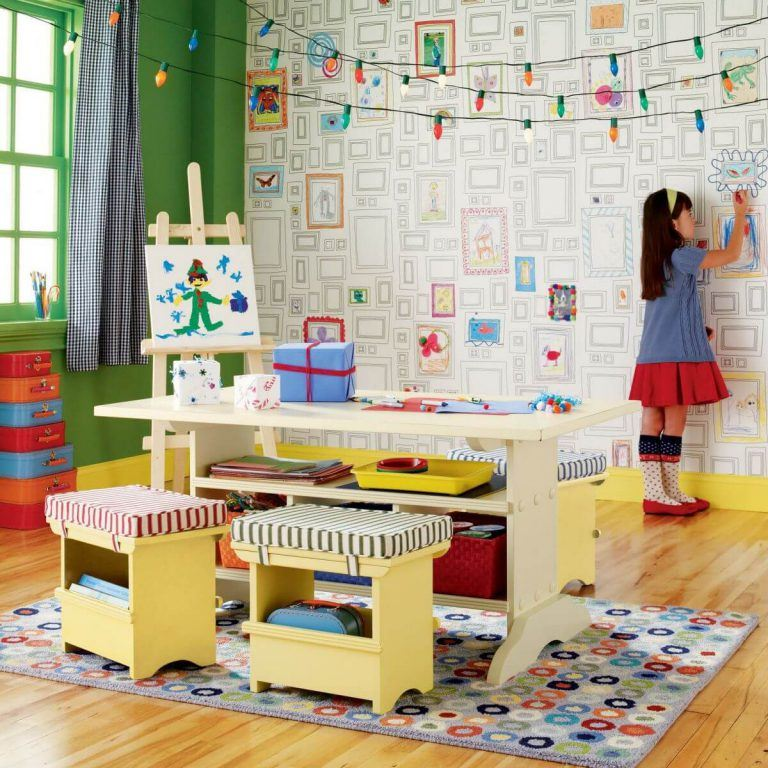 Изображение - Детская игровая комната 67-4