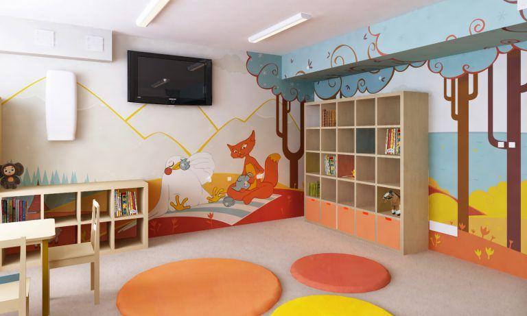 Изображение - Детская игровая комната 69-4