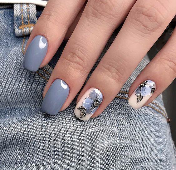 Маникюр и дизайн ногтей гель лак ВЕСНА - ЛЕТО 24: 24+ новинок