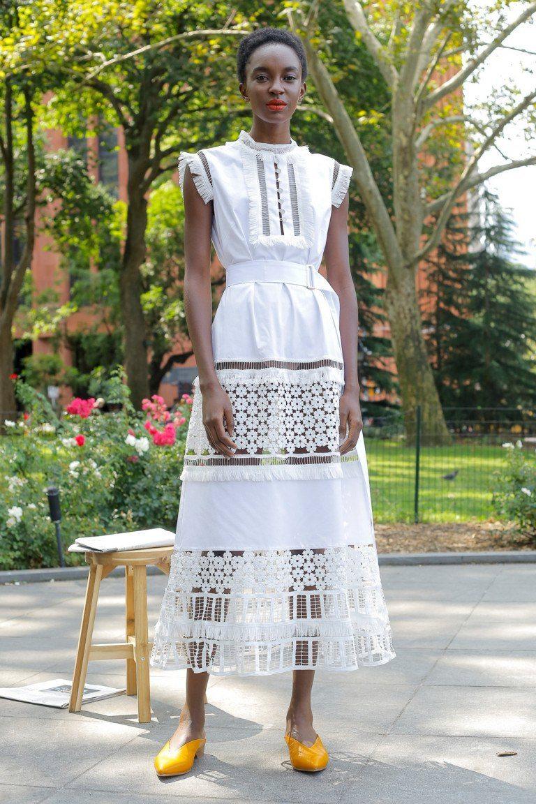 2f130b2f0 Модные льняные платья: 70+ лучших стилистических решений на фото