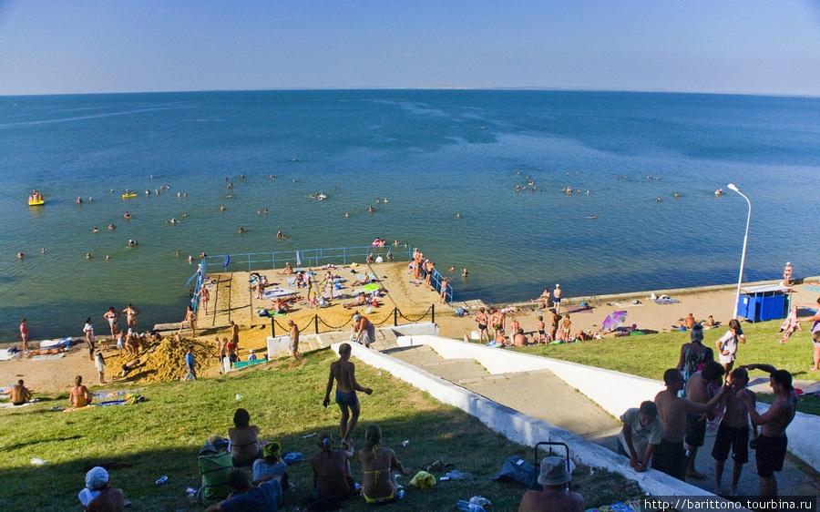 тамань краснодарский край фото города пляжа море серьезные различия