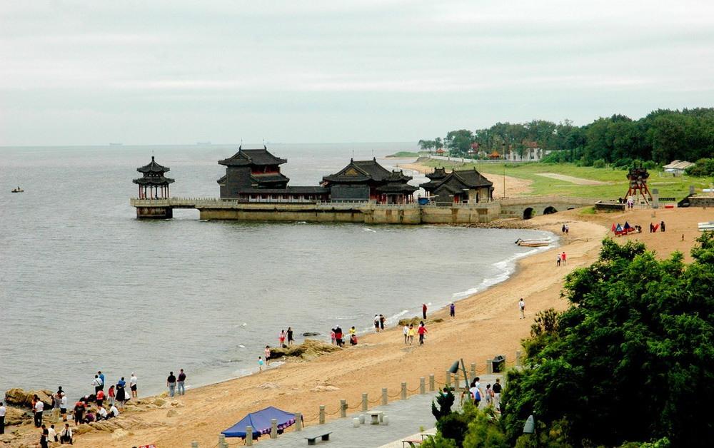 фото желтого моря в китае бизнес екатеринбурженки реально
