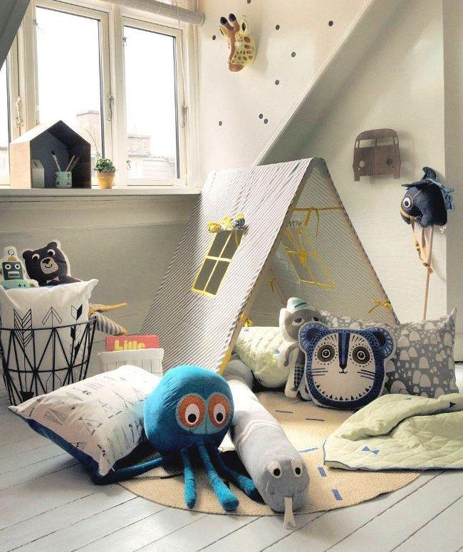 Изображение - Детская игровая комната Detskaya-igrovaya-komnata-16