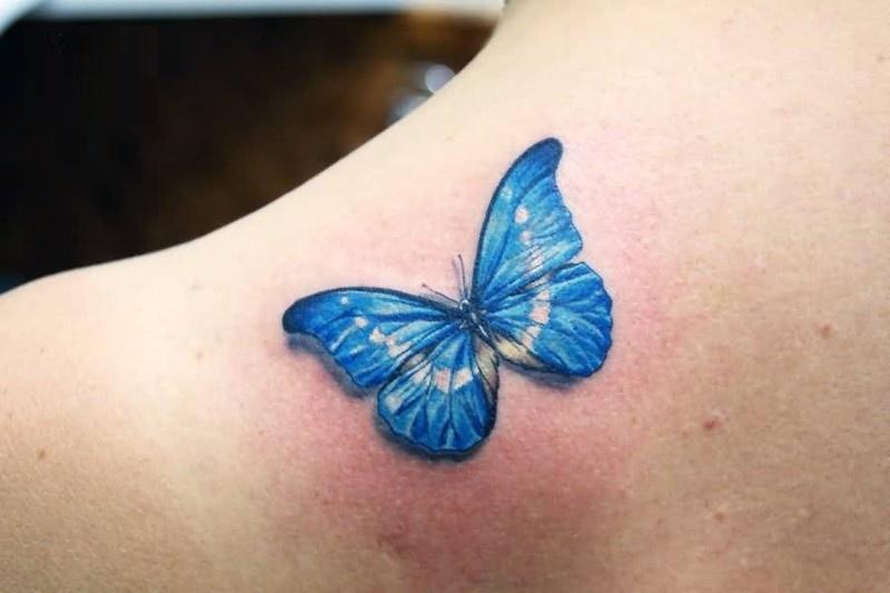 Тату бабочка в каталоге Drawinks 902 фото, значение