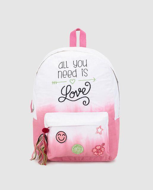 cfe22048f5e7 Модные рюкзаки для девочек: 100 стильных новинок и моделей в школу