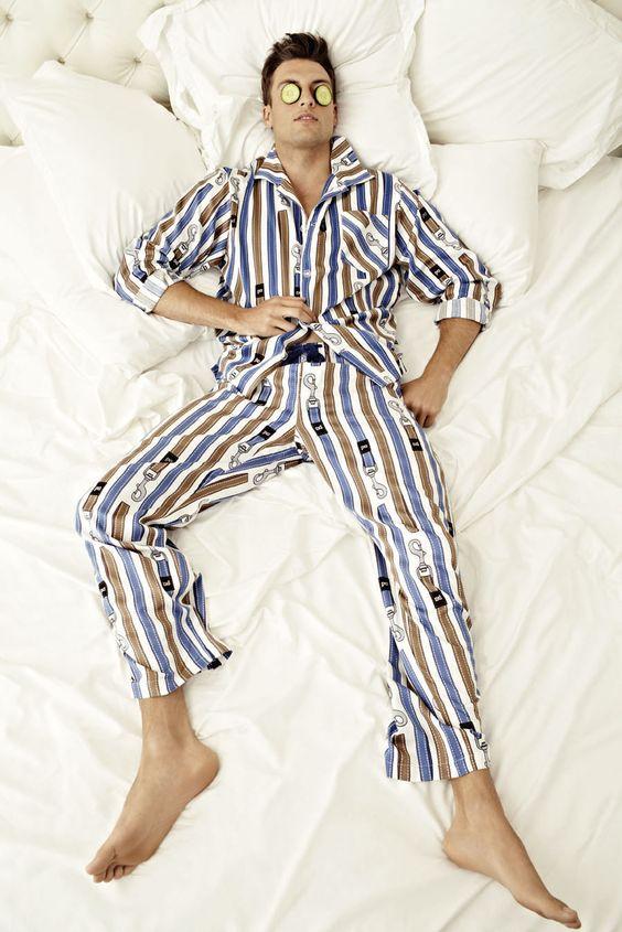 Мужские пижамы: Разнообразие фасонов, комфортные варианты и самые красивые фото в 2019 году