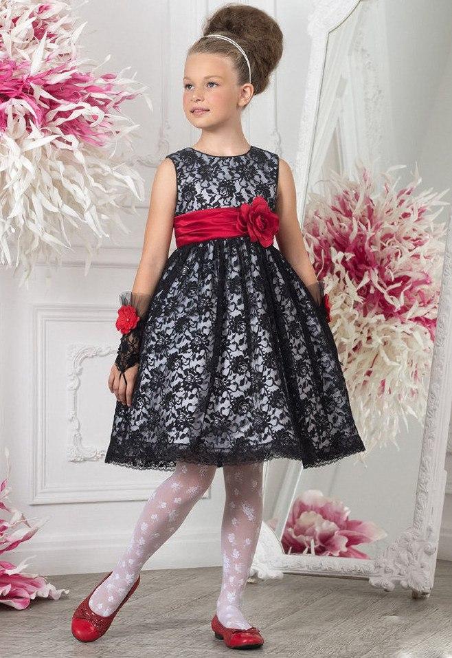 c5bf304e28a Модные платья для девочек 10 лет  100+ фото самых красивых нарядов