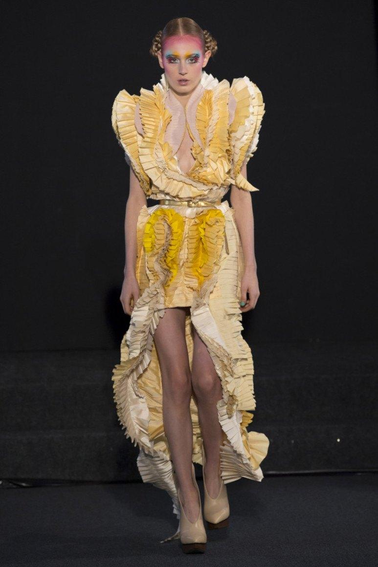 46e91134508 Самые красивые летние платья желтого цвета